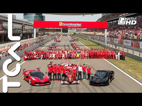 [海外參訪] Ferrari Racing day 70th Anniversary 烈馬齊聚