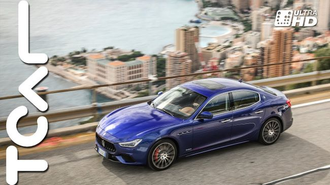[海外試駕] Maserati Ghibli GranSport 浪漫之旅
