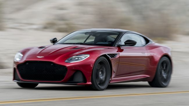 [國際新聞]正統英倫GT Aston Martin DBS Superleggera