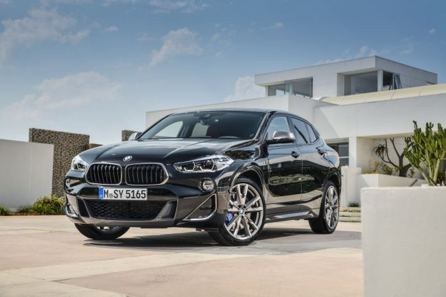 [國際新聞] 增添一點藍 BMW X2 M35i、X5 xDrive45e iPerformance