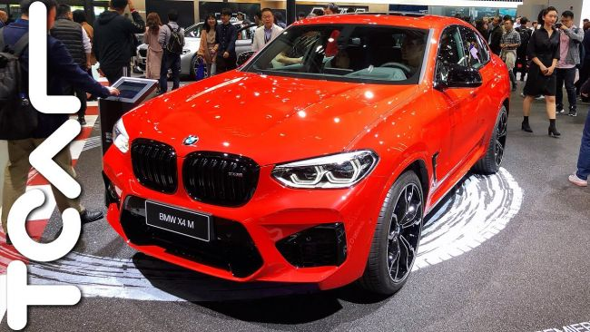[2019 上海車展] BMW X3 M、X4 M、X7、New 7-Series
