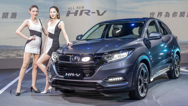 All NEW HR-V 全新登場 以嶄新風格前進世界