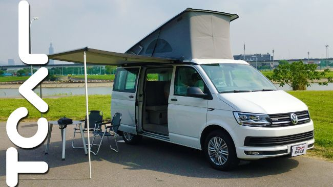 [直播試駕] Volkswagen California Coast