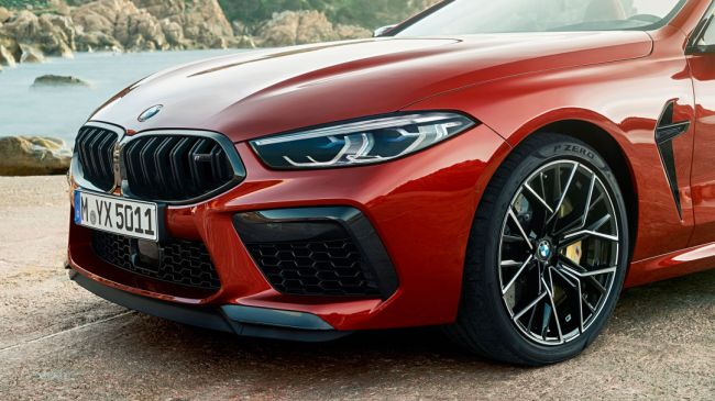 M家軍最強王者 625匹 BMW M8 Competition降臨!