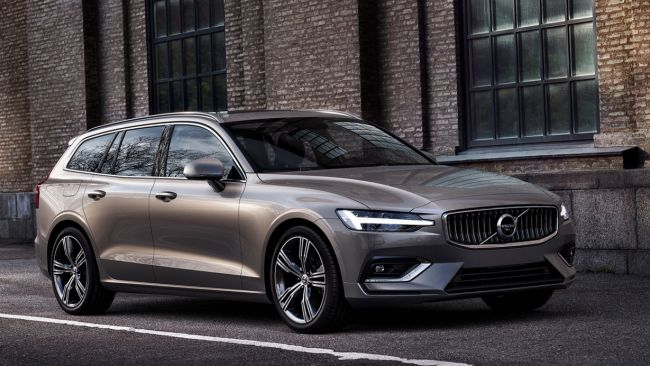 傳承經典 The New Volvo V60 T4 Momentum 190萬起!
