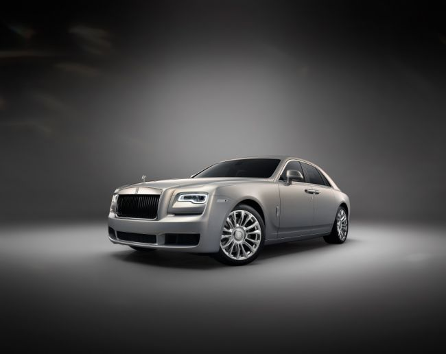 "勞斯萊斯""RULES REWRITTEN""品牌展車型解析  ROLLS-ROYCE ""SILVER GHOST COLLECTION"""
