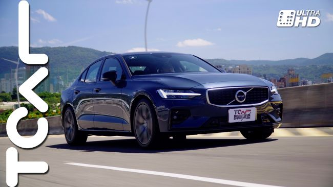 [新車試駕] 源自對Sedan的熱愛 The New Volvo S60 T5 R-Design