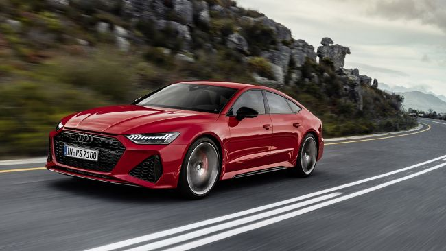 熱血與美感的並進 AUDI All New RS7 Sportback