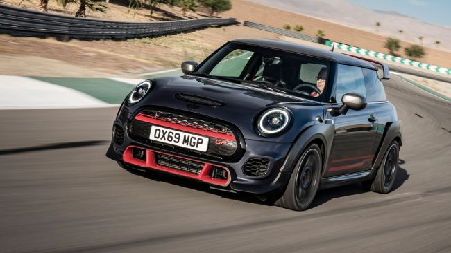 限量小辣椒登場 MINI John Cooper Works GP
