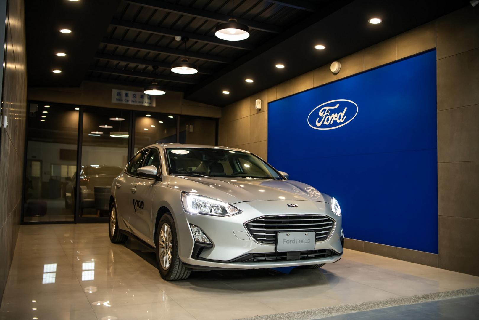 SMALL_【圖九】Ford瑞特汽車嘉義據點帶來升級嶄新風貌_2