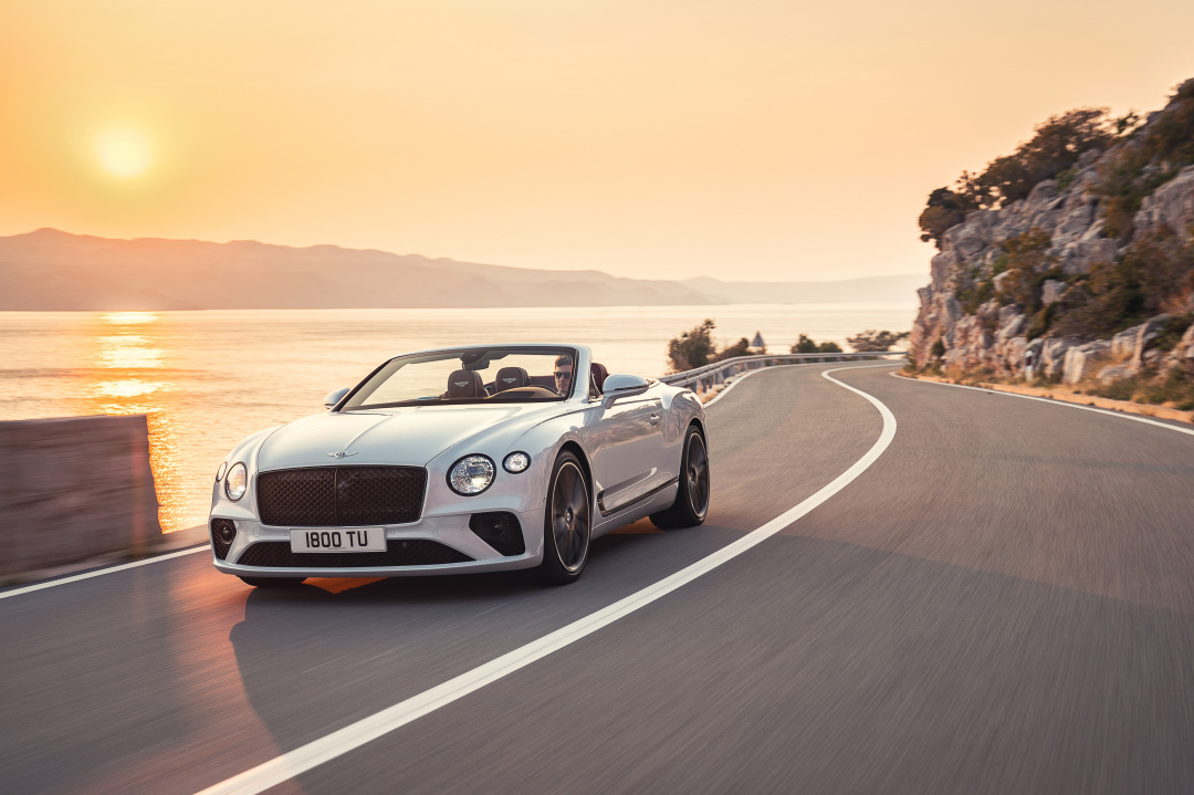 SMALL_Bentley Continental GT Convertible
