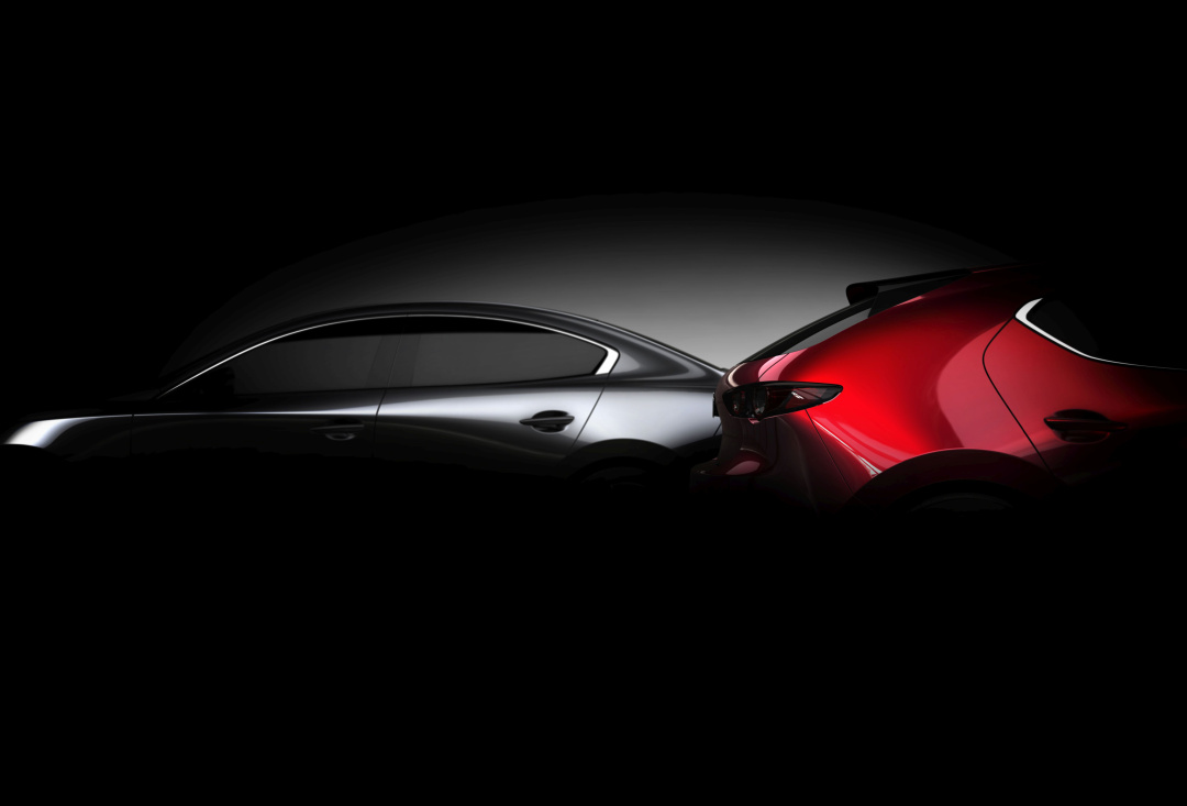 SMALL_All-new Mazda3 teaser image